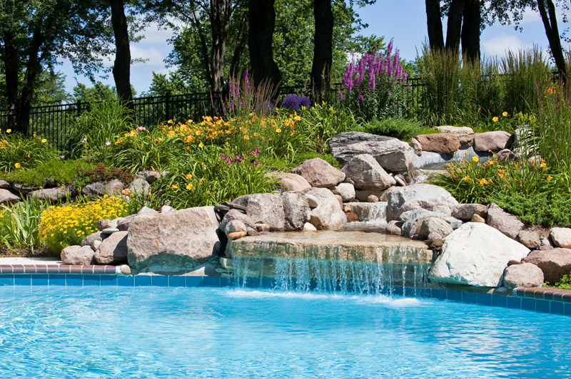 Oasis Swimming Pools |In-ground Swimming Pools