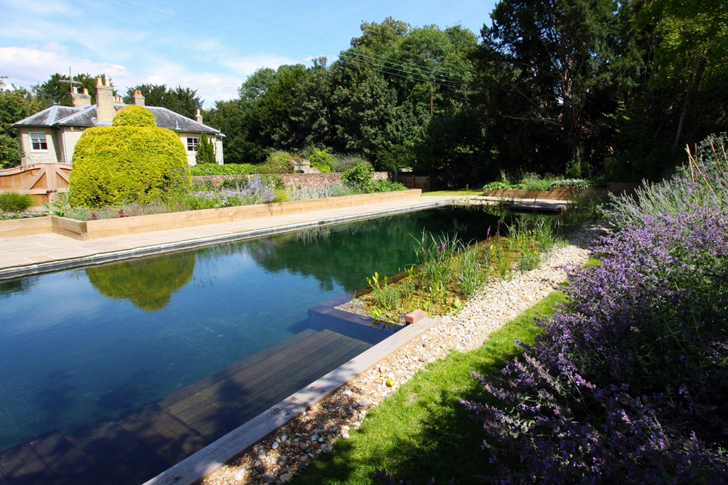 Natural Swimming Pools | Swimming Pool Builders in Kent
