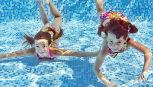 Oasis Swimming Pools Kent | Family Swimming Pools