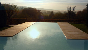 Oasis Swimming Pools Kent | Vanishing Edge / Infinity Pools